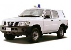 Nissan fornece veículos adaptados em apoio as ações contra o Ebola