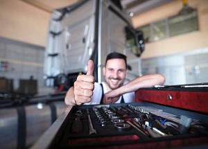 Como criar um ambiente de trabalho saudável na oficina mecânica?