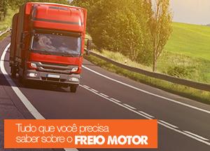 Freio motor: essencial para todo caminhoneiro