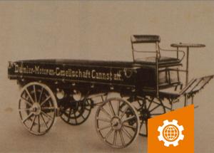 Quando foi criado e qual foi o primeiro caminhão do mundo?
