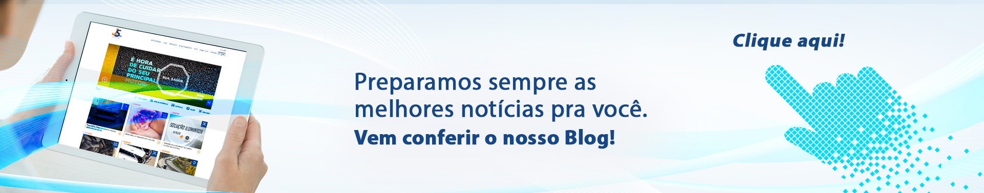 Blog do cliente