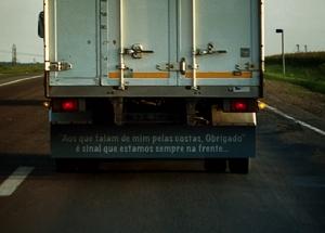 Frases De Para Choque De Caminhão Inspiração Dentro E Fora