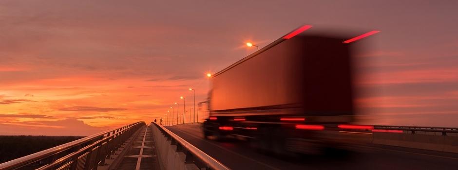 As principais causas de acidentes com caminhões nas estradas